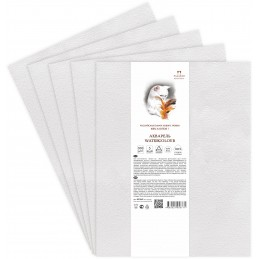 Papier akwarelowy w arkuszach PALAZZO Elite Art 350x500 Bawełna 100% 300g/m2 - BA-2163 - foto.1